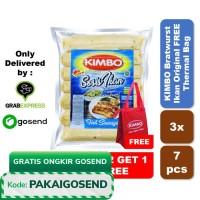 KIMBO Bratwurst Ikan Original7 FREE Thermal Bag [BUY 2 GET 1]