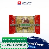 San Remo Pasta Macaroni 500 g