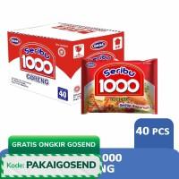 GAGA 1000 Goreng Spesial 50g (1 dus = 40 pcs)