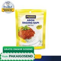 Pronas Abon Sapi Original (kemasan ziplock) 100 g