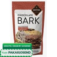 Chocolate Bark, Milk Chocolate with Seed & Grain Sourdough