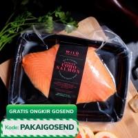 Premium Alaskan Wild Coho Salmon