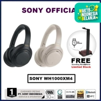 Sony WH-1000XM4 Wireless Headphone WH1000XM4 WH 1000XM4 WH1000 XM4 - Black