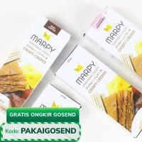 Marpy Martabak Crispy Crepes Tipis Kering Makanan Ringan Snack