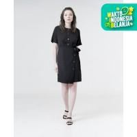 This Is April - Liana Dress Black