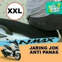 Sarung Jok Jaring Jok Motor Ukuran XXL Nmax Aerox Soul Gt Skywave