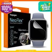 Screen Protector Apple Watch 5 4 Spigen Neo Flex 44mm 40mm Anti Gores