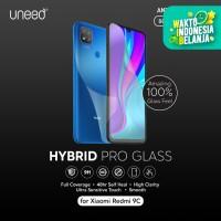 UNEED Hybrid Pro Anti Break Screen Protector Redmi 9C Full Cover