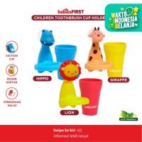 Babiesfirst Children Toothbrush Cup Holder / Tempat Sikat Gigi Bayi