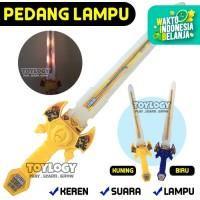 Mainan Anak Laki Pedang Lampu Justice League Light Battle Sword Sound