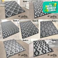 [Carpet Shop ID] Karpet Sofia 160X210 (Monochrome Designs) - KODE 07