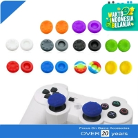 Karet Silikon Analog Thumb Grip Stik PS2 PS3 PS4 Xbox 360 One