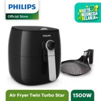 Philips Air Fryer - Twin Turbo Star HD9723/10