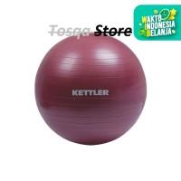 Kettller Gymball 75 cm Original / Bola Yoga Kettler / Gym Ball