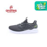 Ardiles Men Neoplan Sepatu Running - Abu Abu