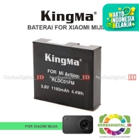 Kingma Battery/Baterai RLDC01FM For Xiaomi Mijia Action Camera 4K