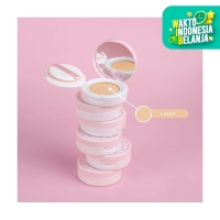 Emina Bare With Me Mineral Cushion 01 Light 15 gr