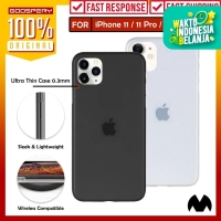 Case iPhone 11 Pro Max / Pro / 11 GOOSPERY Ultra Skin Thin Slim Casing