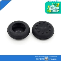 Karet Silikon Analog Thumb Grip Stik PS2 PS3 PS4 Xbox 360 One Hitam
