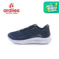 Ardiles Men Centurion Sepatu Running - Biru Navy