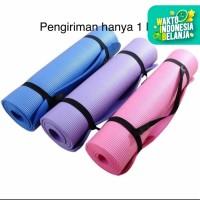 Matras POTENCE NBR 10mm / Matras Yoga Tebal / Yoga Mat 10mm