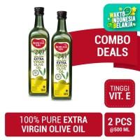 Twin Pack: Tropicana Slim Extra Virgin Olive Oil 500ml