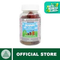 Wellness Gummy Kids 60 + 10 Gummies