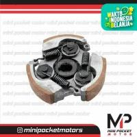 Kampas Kopling / Clutch Motor Mini Gp , Mini Trail, Pocketbike