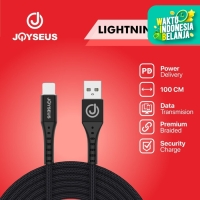 JOYSEUS USB Charger Lightning Cable Data for iPhone - KB0042