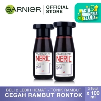 Garnier Neril Hair Care Hair Tonic Anti Loss Guard - 100ml Twin Pack