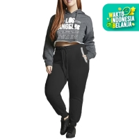 Celana Panjang Jogger Training Wanita BIG SIZE 4L - Jfashion MidianBig