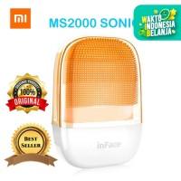 Xiaomi Inface Sonic Electric Facial Brush Cleaner Pembersih MS2000