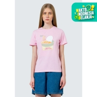 Colorbox Instant weight loss t-shirt I:Tskkey120D314 Lt. Pink