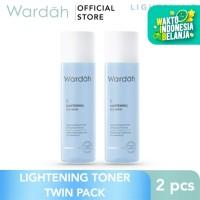 Wardah Lightening Toner Twin Pack