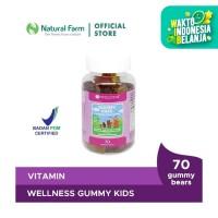 Wellness Gummy Kids 60 10 Gummies