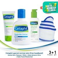 Cetaphil special normal skin [Free Headband]