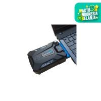 CoolCold Laptop Vacuum Vacum Cooler Cooling Pad Hisap Panas Notebook