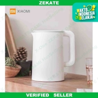 Xiaomi Mi Mijia Electric Water Kettle Teko Listrik Stainless Steel