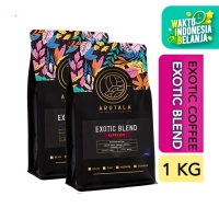 ARUTALA Kopi Exotic Blend Espresso 1KG