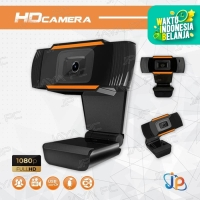 HD Camera Portable Webcam Full HD 1080P USB 2.0 With Microphone