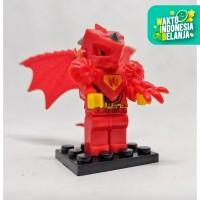 MAINAN LEGO DRAGON WARRIOR GRATIS