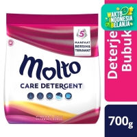 Molto Detergent Vibrant Chic Powder 700Gr