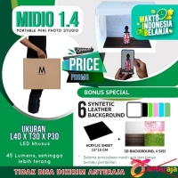 Midio Mini Photo Studio Portable