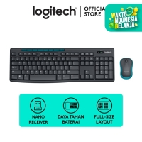 Logitech MK275 Wireless Keyboard Mouse Combo