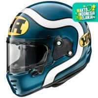 Arai SNI RAPIDE-NEO HA BLUE Original Helm Full Face - BLUE