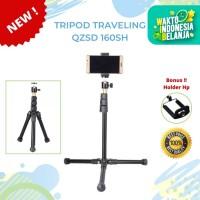Tripod Traveling   Tripod Mini Handphone Mirrorless QZSD-160SH