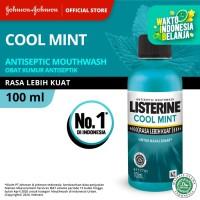 LISTERINE® Cool Mint Mouthwash / Obat Kumur 100ml