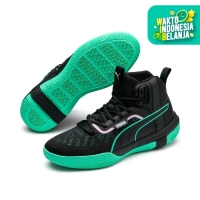 Puma Men Legacy Dark Mode Basketball Shoes-19341901