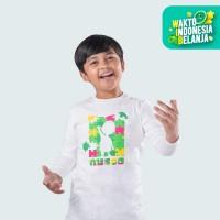 Nussa - Camil Kaos Anak (Lengan Panjang)