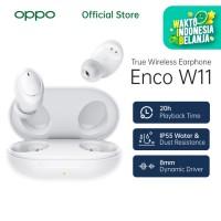 OPPO Enco W11 Wireless Earphone (Garansi Resmi)